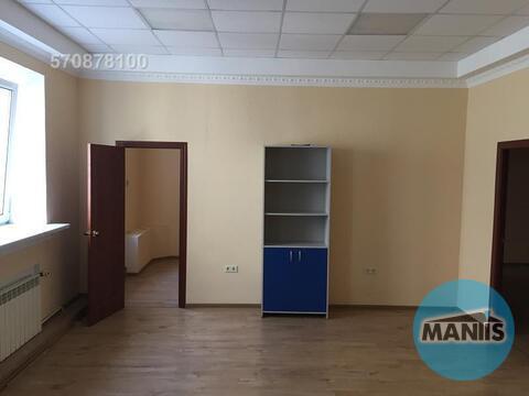 Сдается офис с ремонтом на 3-м этаже, состоит из 4 комнат, есть кондиц - Фото 3