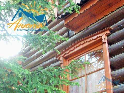 Бревенчатый дачный дом около Обнинска. - Фото 5