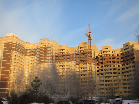 Продается 3-комнатная квартира ул. Кибальчича - Фото 1