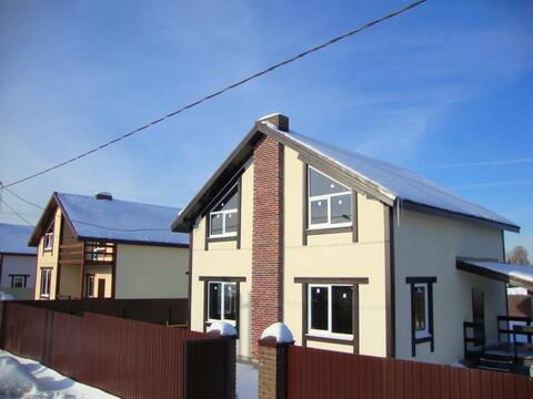 Продаётся новый дом 155 кв.м с участком 6.54 сот.в п. Подосинки. - Фото 3