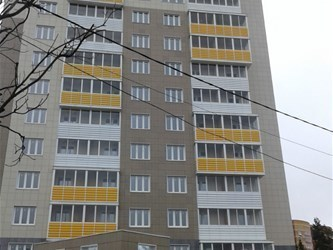 В доме 2013 года постройки продается 2 ком.квартира площадью 67 кв.мет - Фото 1