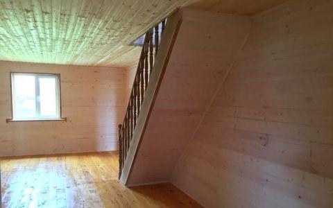 Купить дом из бруса в Кировском районе Ленинградской области пгт Мга - Фото 2