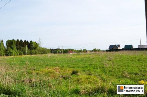 Участок 20 соток в деревне Солодово, рядом с Рузским водохранилищем - Фото 3