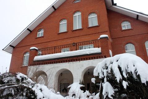 Кирпичный коттедж с 7 спальнями в Новой Москве – деревня Дешино - Фото 1