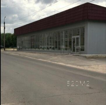 Сдается здание под магазин 520 кв.м, Россошь - Фото 1