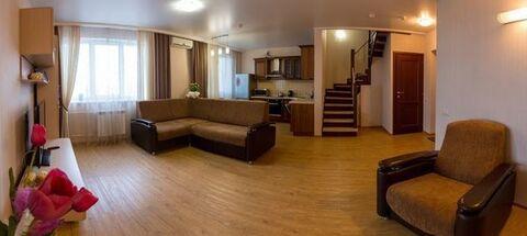 Сдаются двухуровневые апартаменты в долгосрочную аренду в центре го., Аренда квартир в Новосибирске, ID объекта - 326021607 - Фото 1