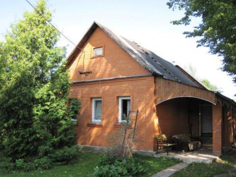 Кирпичный дом 120 кв.м на большом участке 28 соток, ИЖС - Фото 1