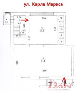 Коммерческая недвижимость, ул. Карла Маркса, д.81 - Фото 3