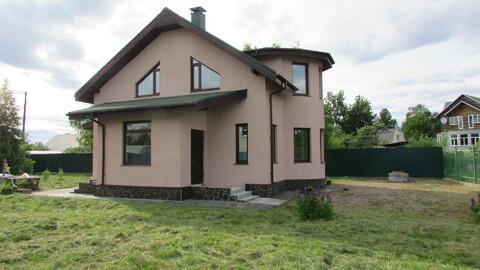 Новый зимний дом в Приозерске - Фото 1
