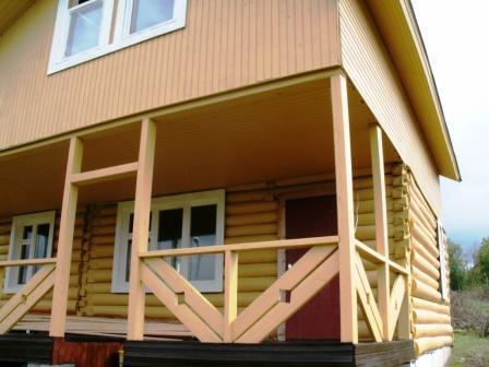Дом в д.Темьянь у пос Заокский - Фото 1