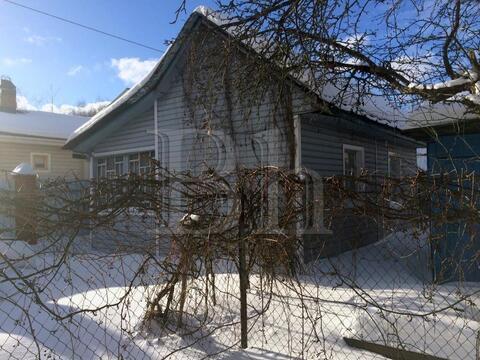 Часть дома площадью 41,4 м2 с возможностью прописки д. Мышецкое, . - Фото 2