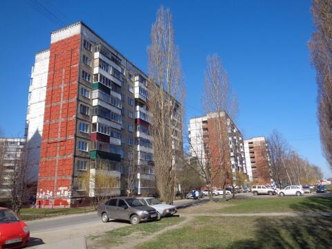Однокомнатная квартира: г.Липецк, Водопьянова улица, 3 - Фото 1