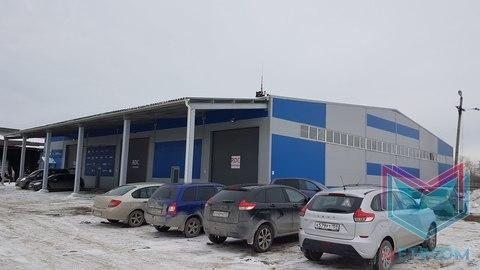 База с производственно-складскими помещениями 7200 кв. м. - Фото 4
