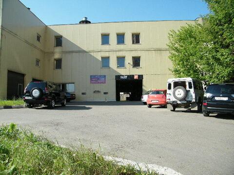 Продается здание 7965 м2 - Фото 1