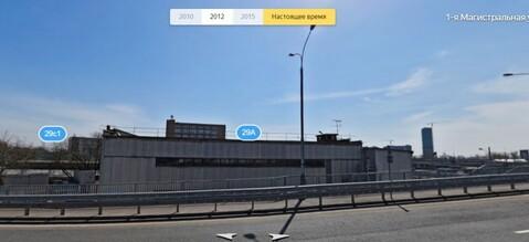 Произв-складское здание 1660 м2 на 1-й Магистральной 29а - Фото 1