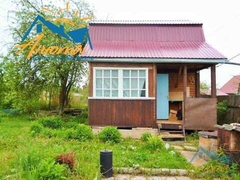 Дача в черте города Обнинск 30 м.кв. на участке 4 сотки. - Фото 1