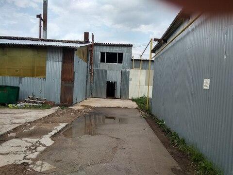 Помещение 50.м.кв. Имеет ворота. Цена первые три месяца 200 руб/м.кв - Фото 3