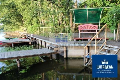 Рыбацкий дом и пристань - Фото 2