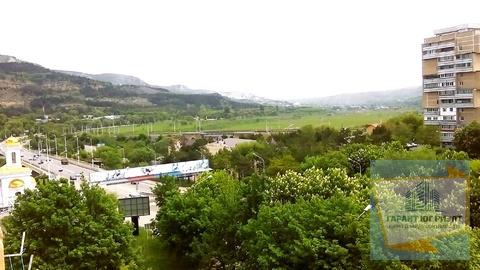 Купить однокомнатную квартиру в Кисловодске с панорамным видом на горы - Фото 1