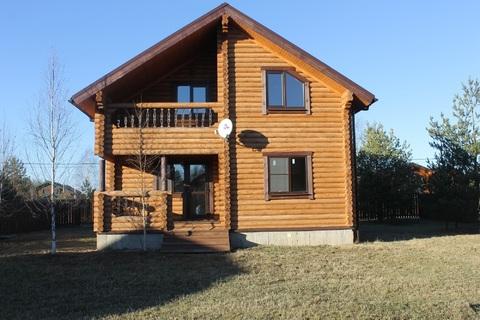 Продам дом из оцилиндрованного бревна - Фото 3
