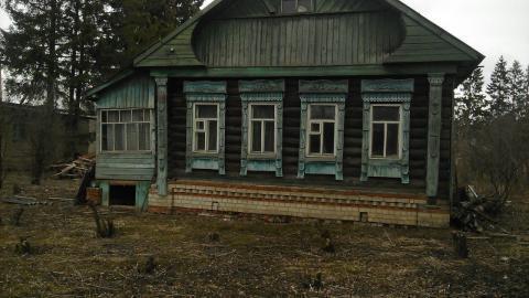 Дом с участком 18 соток д. Буньково