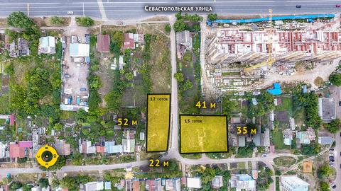 Земельные участки общей площадью 25 соток в г. Саранск, мкр. Химмаш - Фото 4