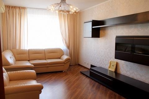 Сдаётся современная квартира в свежем доме на длительный срок. - Фото 1