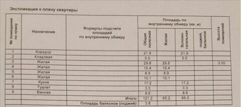 Продажа квартиры, Белгород, Ул. Академическая - Фото 4
