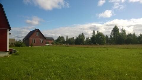 Земельный участок 14 соток ИЖС на возвышенности под Псковом - Фото 2
