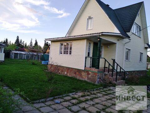 Продается 2х этажный дом, ПМЖ, 105 кв.м. на участке 15 соток - Фото 1