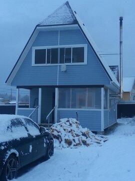 2х эт. Дом 100м2 брусовой зимний на 6 сотках СНТ Костино д. Трубицыно - Фото 2
