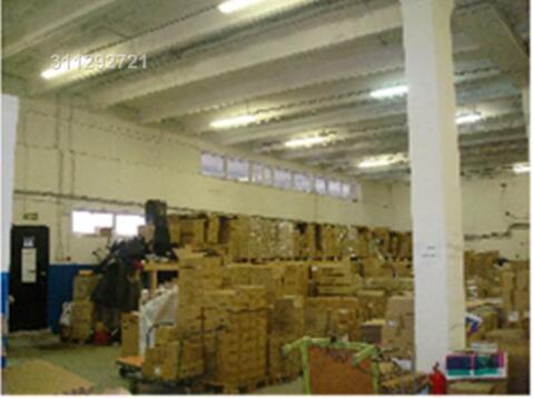 Высокая часть (840 кв.м), потолки 5 м. Низкая чать (542 кв.м), потол - Фото 4