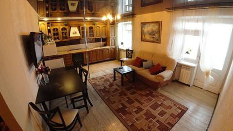 Квартира с 3-мя спальнями и кухней-гостиной - Фото 1