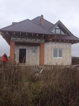 Дом в Переславском районе, с.Большая Брембола - Фото 1