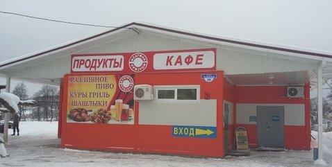 Сдается магазин(кафе) у дороги с оборудованием и лицензией