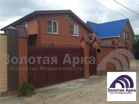 Продажа дома, Краснодар, Краснодарская улица - Фото 1