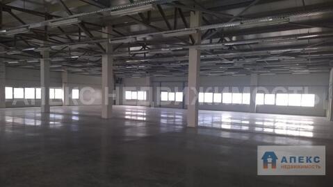 Аренда склада пл. 2600 м2 Одинцово Можайское шоссе в складском . - Фото 3
