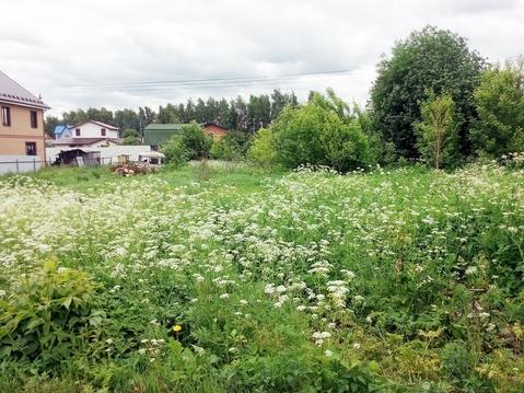 Продается земельный уч-ток в Балашиха г, Русавкино-Романово д - Фото 2