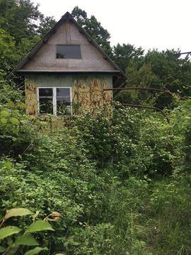 Недорогой земельный участок с домиком ! - Фото 1
