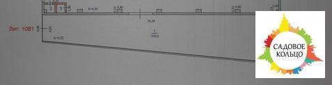 Помещ. под склад, теплый 384 м. и холодный склад 200 м, выс. потолка- - Фото 2