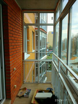 1-комнатная квартира, 33,8 м2 - Фото 2