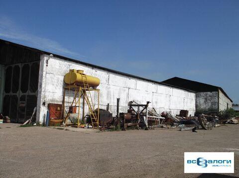 Производственная база с земельным участком - Фото 3