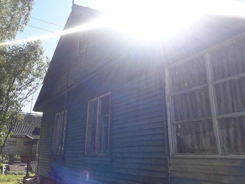 Продаётся дом 60 кв.м. на з/у 10 соток в г.Кимры по ул. Хабовского - Фото 1