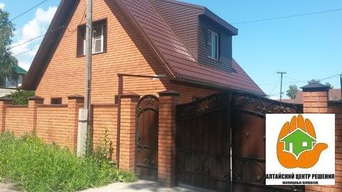 Продаю отличный дом в центре города Барнаула - Фото 2