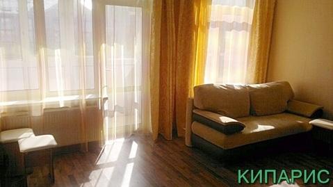 Продается квартира-студия в Обнинске, мкр. Молодежный, 32 кв. м. - Фото 1