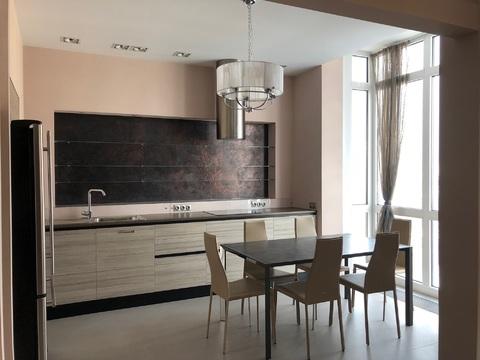 Аренда 5комн квартиры 185,7м2 м.Смоленская Новый Арбат 27 - Фото 1