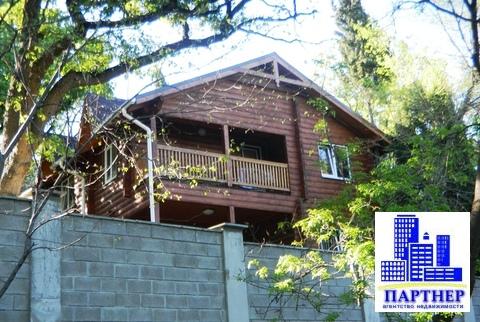 Дом из натурального бруса в Алупке - Фото 2