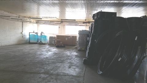 Склад 410 м2, отопление, рампа - Фото 1