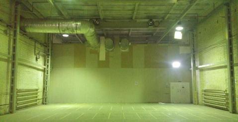 Складское отапливаемое помещение 1470 м2 в ВАО Москвы, Амурская 7с1 - Фото 4