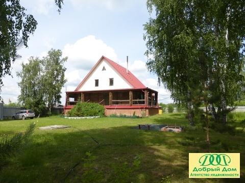 Продам дом-усадьбу в д. Боровое - Фото 1